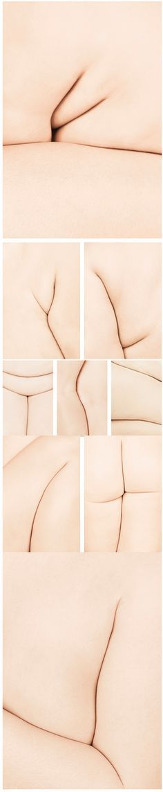 Fragmentation Of The Body and Acceptance. By Giron Mathilde
