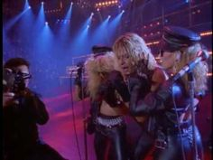 Mötley Crüe - Wild Side - no apologies for being me.  Wild