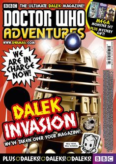 Doctor Who Adventures issue 360