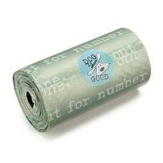 Dog is Good Hydrant Dog Waste Bag Refills