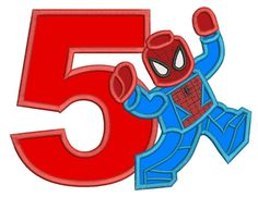 Spider Boy th Birthday Applique Design Embroidery Designs, Applique Designs, 2nd Birthday Boys, Vikings, Spider, Symbols, Lettering, Fictional Characters, Search