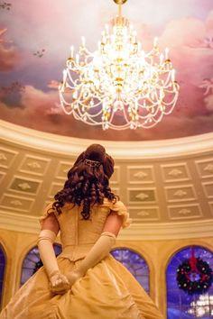 Belle Disney world