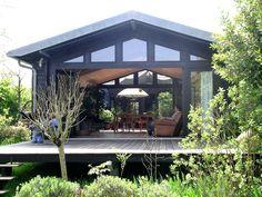 architectes-bordeaux.com - 02. Ossatures bois - construction bois : Maison R à Mérignac (33) - Mérignac
