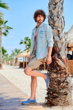 lead the summer vibes! Tom S, Summer Vibes, Blue, Men, Guys