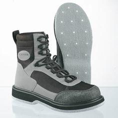 Scierra Ipac/Ipaq Studded Felt Sole Wading Boots www.henrystackleshop.com Converse Chuck Taylor High, Converse High, High Top Sneakers, Chuck Taylors High Top, High Tops, Boots, Fishing, Products