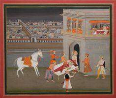 9 Auranjab ideas | mughal, mughal paintings, miniature painting
