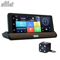 3G 7 inch Car GPS Navigation Bluetooth Android DVR 1GB RAM 16GB ROM Truck vehicle gps navigator navitel with Rear view camera (32803231203)  SEE MORE  #SuperDeals