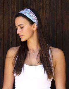 Deity Mantra Headband - Free Shipping Sanskrit Mantra, Missoni Mare, Deities, Headbands, Yoga, How To Wear, Color, Sky, Free Shipping