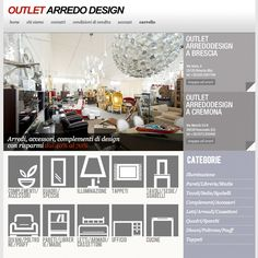 Another shop www.outletarredodesign.it