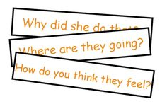 Asking Questions   Comprehension   Before During After Reading   Activities Reading Activities, Guided Reading, Questions To Ask, This Or That Questions, Teachers Aide, Technology Tools, Comprehension, Literacy, Thinking Of You