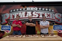 'BBQ Pitmasters' judges bring out the knives – Famous Last Words Bbq Pitmasters, Barbecue Pit, Bbq Grill, Smoker Recipes, Barbecue Recipes, Pork Belly Burnt Ends, Salsa, Homemade Smoker, Smoker Cooking