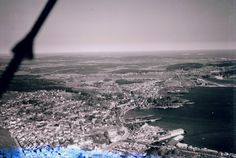 Larvik by og havn sett mot øst Airplane View, Photo And Video, World, Pictures, The World, Peace, Earth