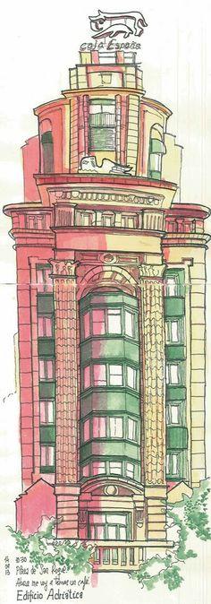 Edificios de Zaragoza