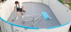 Ovalpools - Made in Germany - für den kompletten Einbau als Einzelbecken oder Komplettset. Frachtfreie Lieferung!