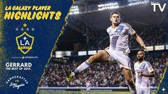 Watch highlights of Steven Gerrard's 2015 season for the LA Galaxy.
