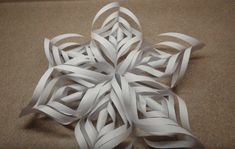 Whether you're looking for a winter craft to do with your students, your kids or just to decorate your home with this holiday season, these DIY snowflakes are simple, cheap and look adorable! With some paper, glue, a pencil and a ruler, you can easily make...