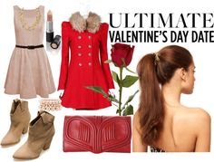 """""""It's a date!"""" by mademoiselle-mc on Polyvore"""