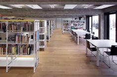 Documentatie- en leermiddelencentrum, foto Toon Grobet, 0503ATLA stam.be