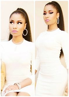 Nicki is all beauty don't need no beast