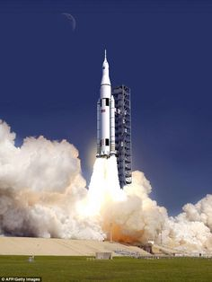 The first flight test of the SLS will feature a configuration for a 70-metric-ton (77-ton)...