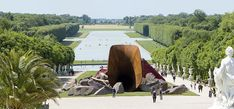 Anish Kapoor Versailles - 2015 - Gardens of the Palace of Versailles | Château de Versailles Spectacles