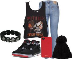 """""""Untitled #417"""" by xendiax ❤ liked on Polyvore"""