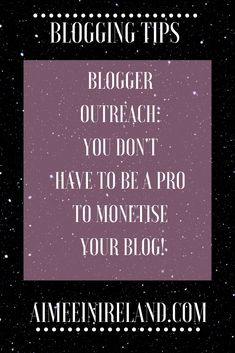You don't have to be a pro to start making money from blogging. Read my tips on how to start making money from the get go!