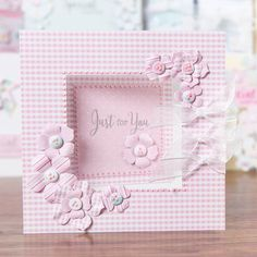 Craftwork Cards Summer Days - Cards, Inserts and Flowers Craftwork Cards, Birthday Cards For Women, Pink Cards, New Baby Cards, Create And Craft, Butterfly Cards, Heartfelt Creations, Craft Work, Creative Cards