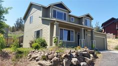JUST LISTED: Fantastic home in cul-de-sac with amazing Cascades and Smith Rock view! [1500 Majestic Rock Drive, Terrebonne OR]