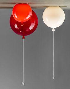 Luxury Life【Brokis Memory Ceiling Lamp 回憶氣球 玻璃頂燈 大尺寸 圓徑 40cm,Boris Klimek 設計】
