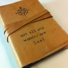 Awesome journal. Would be a good present for my man :)