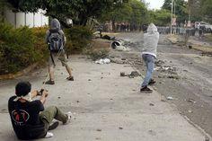 Venezuela Protesters 2/2014