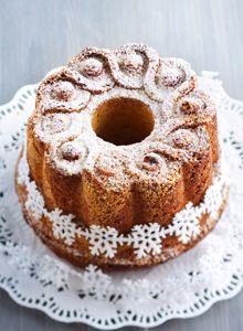 Appelsiinikakku ilahduttaa – Kotiliesi  Orange cake from Kotiliesi Finland