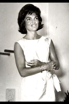 Once you can express yourself, you can tell the world what you want from it. Jacqueline Kennedy Onassis