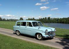 Standard Vanguard Luxury Six Estate (1963)