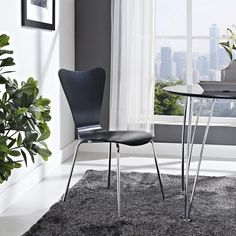 Modway Ernie Dining Side Chair | from hayneedle.com