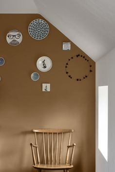 Flexa / Dulux Colour Features colour of the year 2019 Home Decor Items, Cheap Home Decor, Home Decor Accessories, Bedroom Colors, Bedroom Decor, Brown Color Schemes, Brown Walls, Gothic Home Decor, Shop Interiors