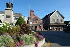 Dock Square, Kennebunkport, Maine