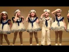 Shirley Temple - Stand Up and Cheer Sailor Costumes, Dance Costumes, Dance Competition Video, Lollipop Costume, Choir Humor, Sailor Theme, Child Actors, Classic Cartoons, Mommy And Me