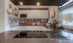 Myytävät asunnot, Näkinkaari 1, Espoo #oikotieasunnot #keittiö