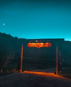 Moonrise over Montana. 🌙 Grateful for every day we get to welcome guests through our arch and on an unforgettable journey. Photo by The Ranch at Rock Creek Server Drew Brands.