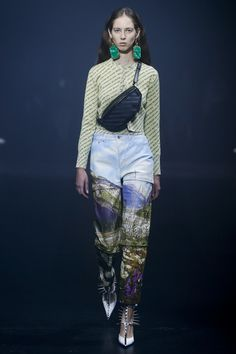 Pasarela: Colección Ready-to-Wear de Balenciaga Primavera 2018.  Semana de la Moda de París. Fotos: Monica Feudi / Indigital.tv