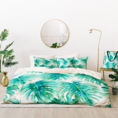Jacqueline Maldonado Paradise Palms Bed In A Bag | Deny Designs Home Accessories