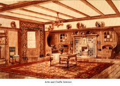 european arts and crafts - Google Search