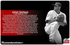 #Nacimiento   #JohanSantana - #MLB #Basaball #Venezuela