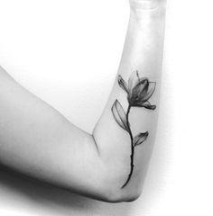 Beautiful Forearm Piece by Joice Wang