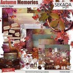 Autumn Memories Collection Biggie