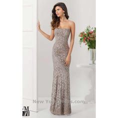 VM Collection 71117 Dress - NewYorkDress.com ($537) found on Polyvore