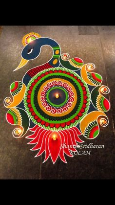 Best Rangoli Designs for Diwali Festival Rangoli Designs Peacock, Best Rangoli Design, Easy Rangoli Designs Diwali, Indian Rangoli Designs, Rangoli Designs Latest, Simple Rangoli Designs Images, Free Hand Rangoli Design, Rangoli Border Designs, Small Rangoli Design