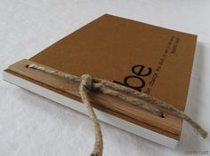 BE the change notebook por LLworkshop en Etsy